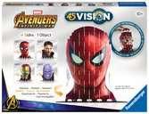 4S Vision Avengers Infinity War Spiderman Malen und Basteln;Bastelsets - Ravensburger