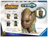 4S Vision Avengers Infinity War-Groot & Co. Loisirs créatifs;Création d objets - Ravensburger