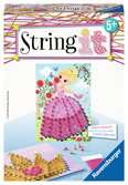 String it Mini: Pink Princess Hobby;Creatief - Ravensburger