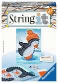 String it Mini: Pinguine Malen und Basteln;Bastelsets - Ravensburger