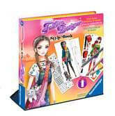 Fashion Designer Style Book-Animali da compagnia Creatività;Fashion Designer - Ravensburger
