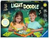 Lightdoodle dinosaure Loisirs créatifs;Aqua Doodle ® - Ravensburger