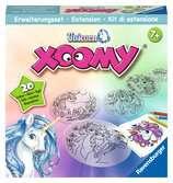 Xoomy Erweiterungsset Unicorn Malen und Basteln;Malsets - Ravensburger