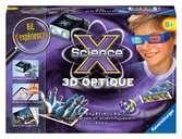 Mini-3D optique Jeux scientifiques;Physique - Ravensburger