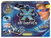 Science X®: 3D Optics Science Kits;ScienceX® - Ravensburger