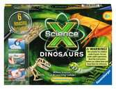 Science X®: Dinosaurs Science Kits;ScienceX® - Ravensburger