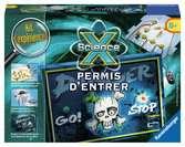 Mini-Permis d entrer Jeux scientifiques;Technologie - Ravensburger