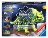 Mini-Triceratops phosphorescent Jeux scientifiques;Préhistoire-Dinosaures - Ravensburger