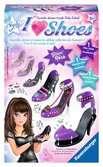 I Love Shoes Glam Rock Malen und Basteln;Bastelsets - Ravensburger