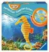 3D Perlentier Seepferdchen Malen und Basteln;Bastelsets - Ravensburger