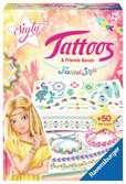 Tattoos festival Loisirs créatifs;Création d objets - Ravensburger