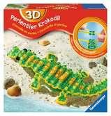 Crocodile en perles Loisirs créatifs;Création d objets - Ravensburger