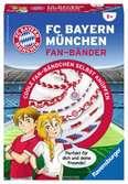 FC Bayern München Fan Bänder Malen und Basteln;Bastelsets - Ravensburger
