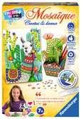 Mosaïque Cactus et Lama Loisirs créatifs;Création d objets - Ravensburger