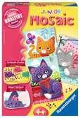 Mosaic Junior: Cats Malen und Basteln;Bastelsets - Ravensburger