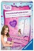Freundschaftsbändchen Violetta Malen und Basteln;Bastelsets - Ravensburger