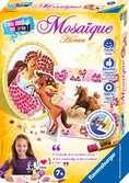 Mosaïque Horses Hobby;Creatief - Ravensburger