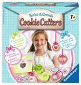 Bake & Create Cookie Cutters Malen und Basteln;Bastelsets - Ravensburger