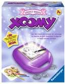 Xoomy® Sparkly Horses Malen und Basteln;Zeichen- und Malsets - Ravensburger