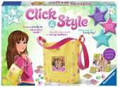 Click & Style schoudertas Hobby;SoStyly - Ravensburger