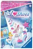 I love Shoes Cendrillon, Disney Loisirs créatifs;SoStyly - Ravensburger