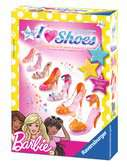I Love Shoes Barbie Creatività;I love shoes - Ravensburger