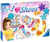 I love Shoes Trendy Creatività;I love shoes - Ravensburger