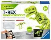 T-Rex phosphorescent Loisirs créatifs;ScienceX® - Ravensburger