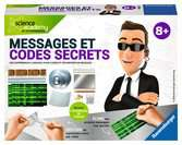 Messages et codes secrets Jeux scientifiques;Technologie - Ravensburger