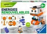 Energies renouvelables Jeux scientifiques;Physique - Ravensburger