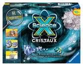 Mini-Cristaux Jeux scientifiques;Chimie - Ravensburger