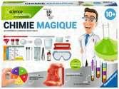 Chimie magique Jeux scientifiques;Chimie - Ravensburger