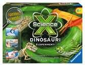 Science X - Dinosauri Giochi;Giochi scientifici - Ravensburger