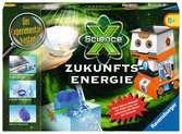 ScienceX Zukunfts-Energie Experimentieren;ScienceX® - Ravensburger