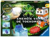 Science X® - Energie van de toekomst Hobby;ScienceX® - Ravensburger