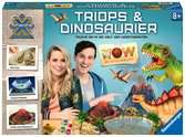ScienceX WOW Triops & Dinosaurier Experimentieren;ScienceX® - Ravensburger