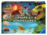 Maxi-Triops et Dinosaures Jeux scientifiques;Préhistoire-Dinosaures - Ravensburger