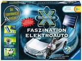 ScienceX Faszination Elektroauto Experimentieren;ScienceX® - Ravensburger