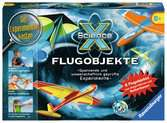 ScienceX Flugobjekte Experimentieren;ScienceX® - Ravensburger