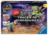 Midi-Traces de dinosaures Jeux scientifiques;Préhistoire-Dinosaures - Ravensburger