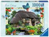 COUNTRY COTTAGE COLLECTION, River Cottage, 1000pc Puzzles;Adult Puzzles - Ravensburger