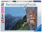 AESCHER SZWAJCARIA 1000EL Puzzle;Puzzle dla dorosłych - Ravensburger