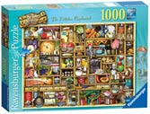 The Curious Cupboard - The Kitchen Cupboard, 1000pc Puzzles;Adult Puzzles - Ravensburger