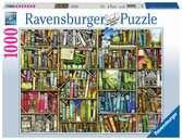 Puzzle 1000 p - Bibliothèque magique / Colin Thompson Puzzle;Puzzle adulte - Ravensburger