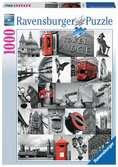 Londen Puzzels;Puzzels voor volwassenen - Ravensburger
