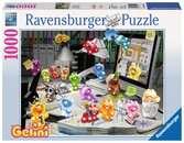 Nachts im Büro Puzzle;Erwachsenenpuzzle - Ravensburger