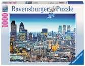 NAD DACHAMI LONDYNU 1000ELE Puzzle;Puzzle dla dorosłych - Ravensburger