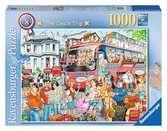 Best of British - The Coach Trip, 1000pc Puzzles;Adult Puzzles - Ravensburger
