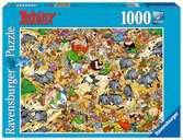 Chasse aux sangliers / Astérix Puzzle;Puzzle adulte - Ravensburger