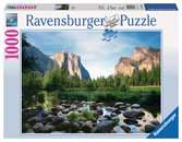 Yosemite Valley Jigsaw Puzzles;Adult Puzzles - Ravensburger